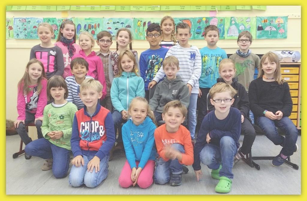 Schulkinderrat 2014/15